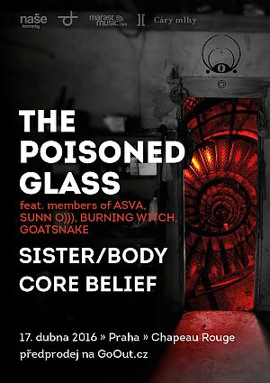 The Poisoned Glass poster 2016