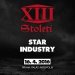 Dvojitá gotická oslava s novými deskami XIII. století a Star Industry se blíží