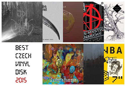 Best Czech Vinyl Disk 2015