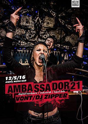 Ambassador21, V0nt