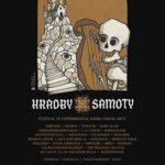 Obnovený festival Hradby Samoty nabídne hudbu, pohyb i poezii ve znamení temnoty