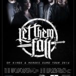 "LET THEM FALL: ""Of King and Heroes Euro Tour 2016"""