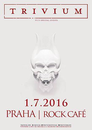 Trivium poster 2016