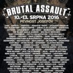 Brutal Assault 21 (sobota)