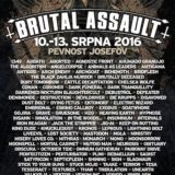Brutal Assault 21 (středa)