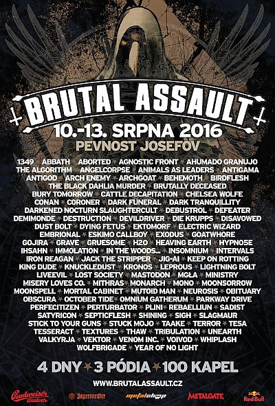 Brutal Assault 21