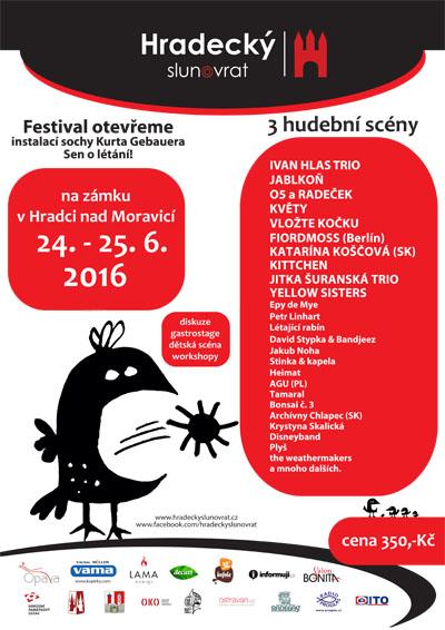 Hradecky slunovrat 2016 poster