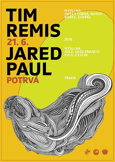 Tim Remis a Jared Paul
