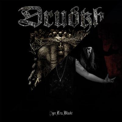 Drudkh / Hades Almighty - Той, хто говорить з імлою / Pyre Era, Black