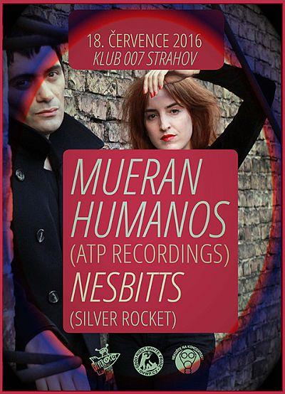 Mueran Humanos poster 2016