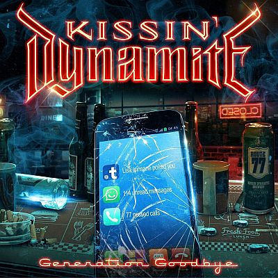 Kissin' Dynamite - Generation Goodbye