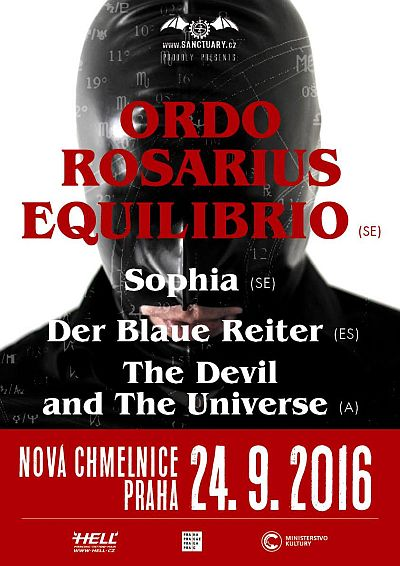 Ordo rosarius equilibrio, Der Blaue Reiter, The Devil and the Universe a Sophia