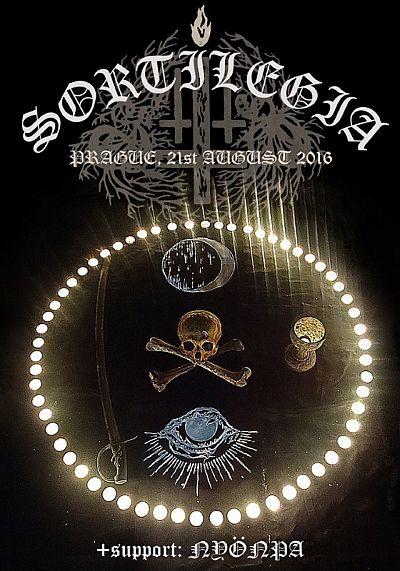 Sortilegia, Nyönpa: Praha – Modrá Vopice, 21.8.2016