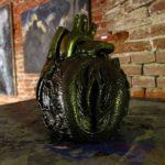 Výstava brutálního umění v Ostravě! Art-Brut-All má za cíl ukázat blízkost výtvarného umění a metalové hudby