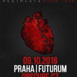 Progresivně rockoví Dead Letter Circus v říjnu v Praze!