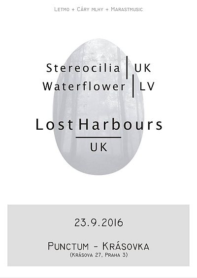 Lost Harbours, Stereocilia, Waterflower