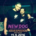 New Dog a Aran Epochal v Praze