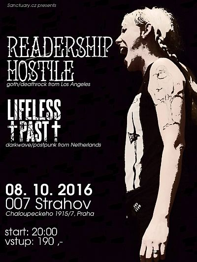 Readership Hostile poster 2016