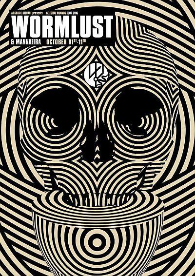 Wormlust poster 2016