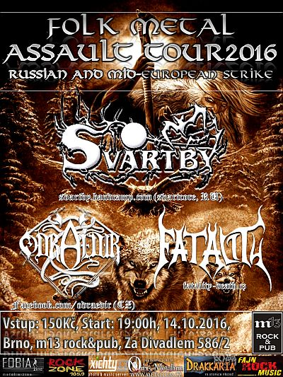 Folk Metal Assault Tour 2016