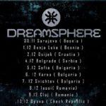 (ZRUŠENO) Dreamsphere zahrají v Praze