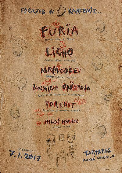 Furia poster 2017