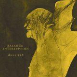 Balance Interruption – Door 218