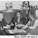 Legendární Master's Hammer se vrací na jediný koncert! Zahrají na Brutal Assaultu!
