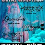 Metal Christmas v Sušici