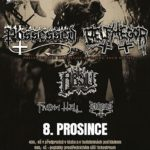 Possessed, Belphegor, Absu