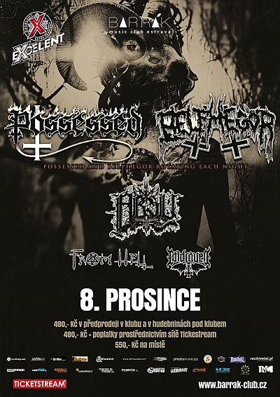 Possessed poster 2016
