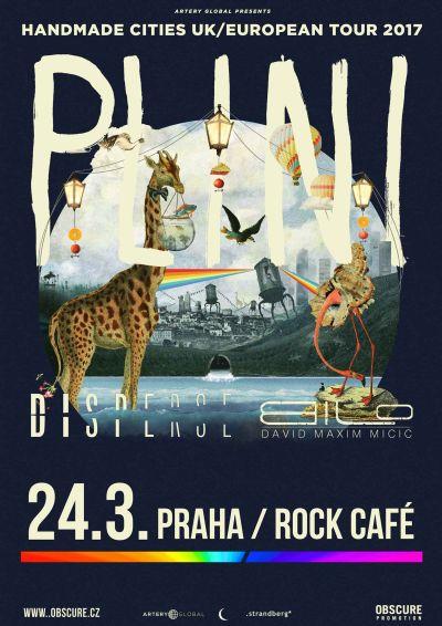Plini poster 2017