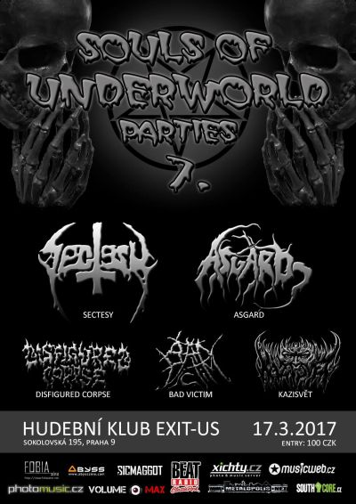Souls of Underworld Parties 7