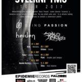 Heiden, Dying Passion, Somnus Aeternus
