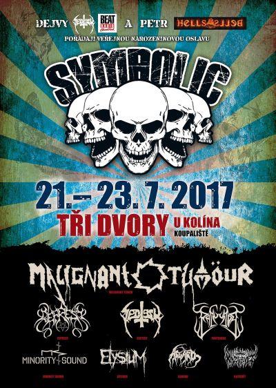 Symbolic Fest poster 2017