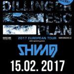 The Dillinger Escape Plan se přesouvají do Lucerny