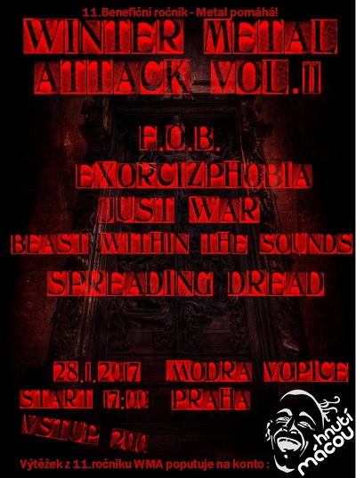 Winter Metal Attack vol. 11