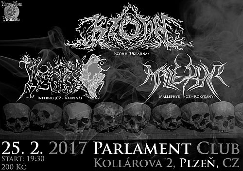 Inferno Kzohh poster 2017