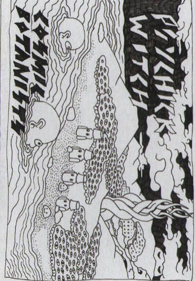 Psychick Witch - Cosmic Botanists