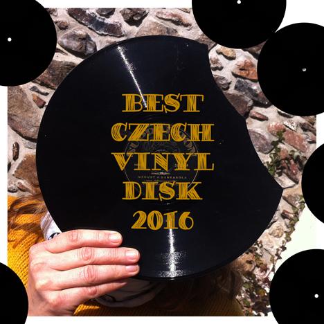 Best Czech Vinyl Disk 2016