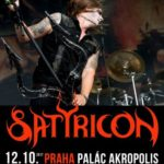 Satyricon v říjnu v Paláci Akropolis