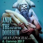 Andy the Doorbum zahraje v ČR