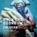 Andy the Doorbum • Calvera • 15/6 2017 • Pardubice