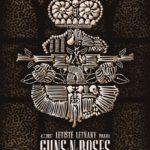 Guns n' Roses, Biffy Clyro, Jesse Jo Stark
