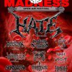 Info o Metal Madness 2017