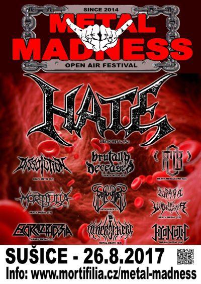 Metal Madness 2017