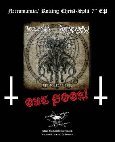 Necromantia / Rotting Christ - Primordial Evil