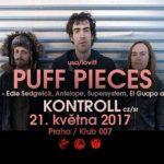 Puff Pieces zahrají v Praze