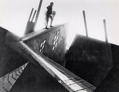 Das Kabinett des Doktor Caligari (1920)