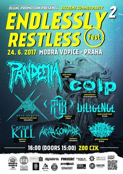 Endlessly Restless Fest 2